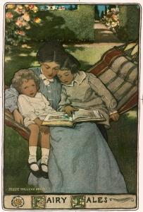 Fairy_Tales_(Boston_Public_Library) Jessie Willcox Smith  wikimedia